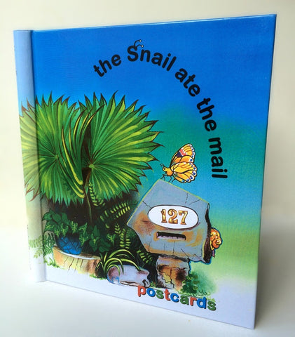 The Snail ate the mail - Fun & Educational