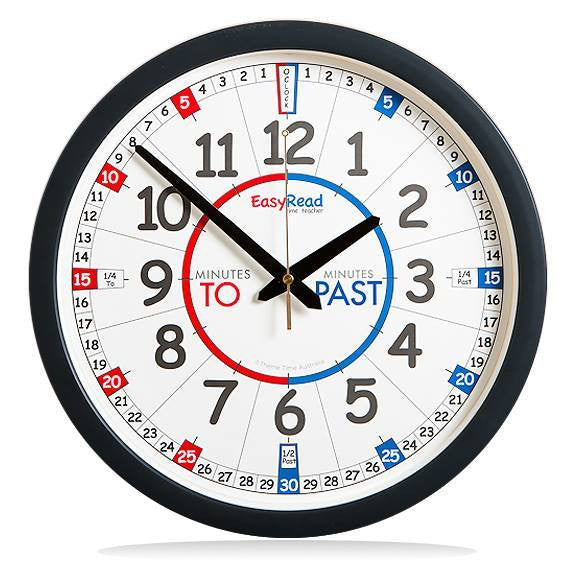 Easyread Time Classroom Clock The Coffee Apple