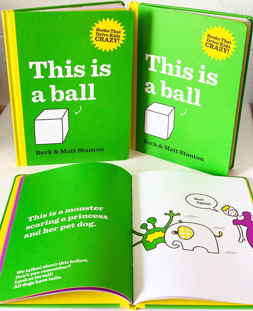 This is a Ball - Hardcover