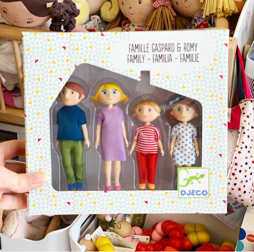 Gaspard And Romy's Family Dolls