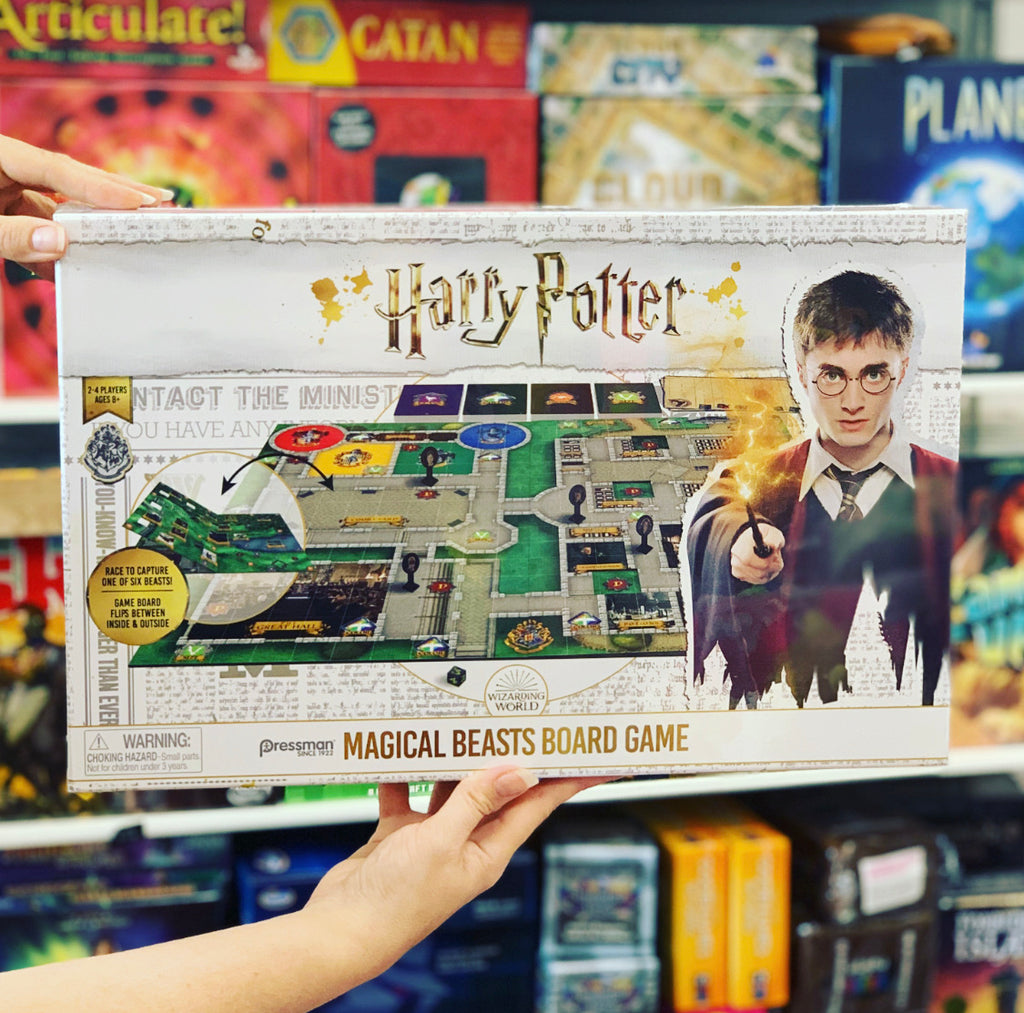 Harry Potter Magical Beasts Boardgames