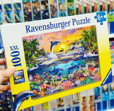 Tropical Paradise Puzzle 100pc
