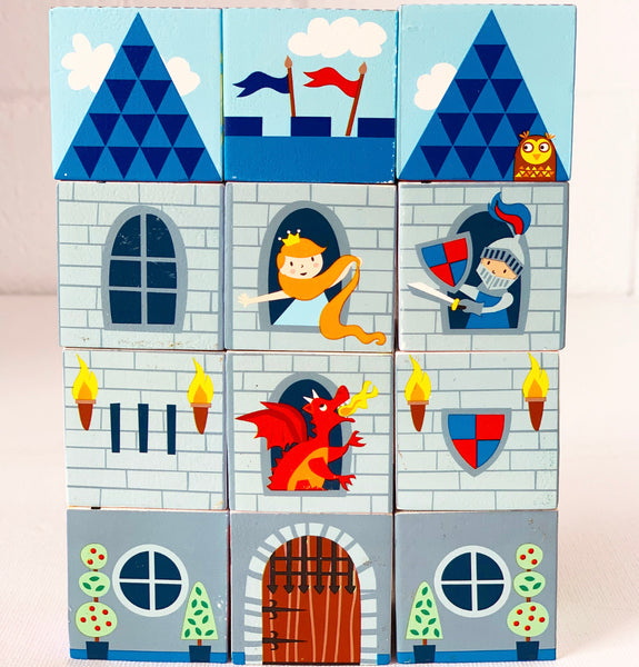 Dream House Blocks