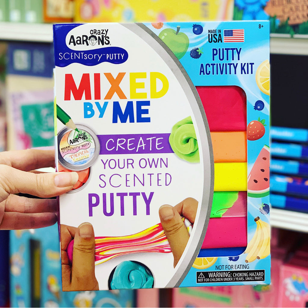 MIXED BY ME THINKING PUTTY KIT | SCENTED