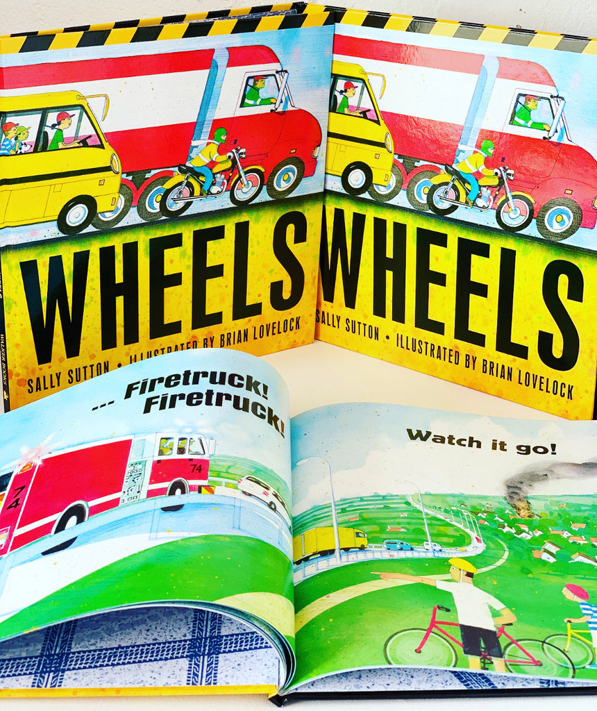 Wheels - Hardcover