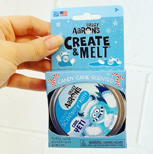 "COOL YETI | SCENTED 2.75"" TIN"
