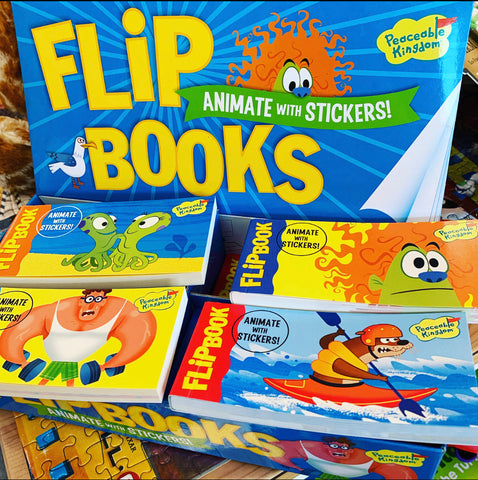 Flip Books - Animate with Stickers