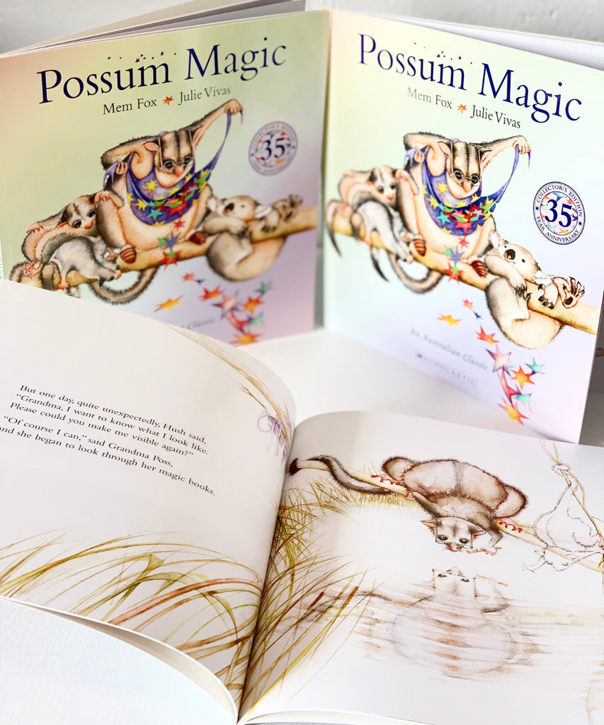 Possum Magic 35 Year Anniversary Edition - Paperback