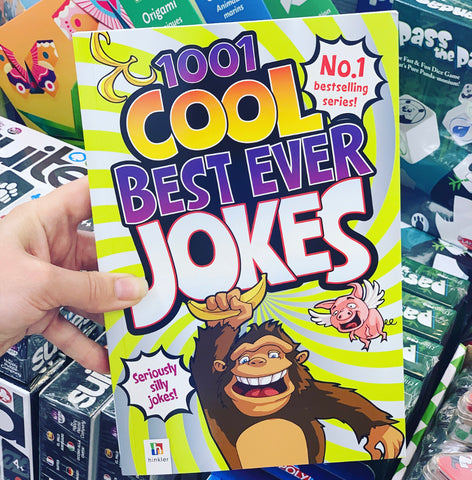 1001 COOL BEST EVER JOKES