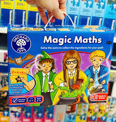 Orchard Game - Magic Maths