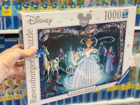 Disney Cinderella Puzzle 1000pc
