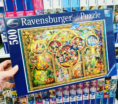 Disney Family Puzzle 500pc