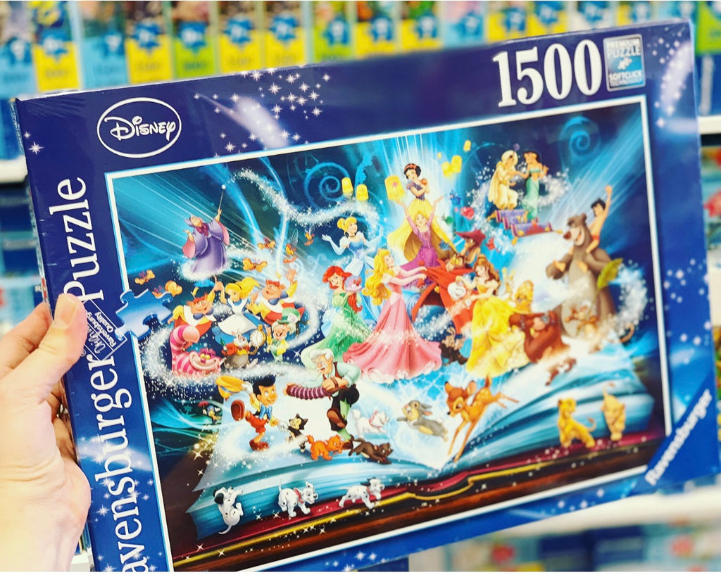 Disney Magical Storybook Puzzle 1500pc