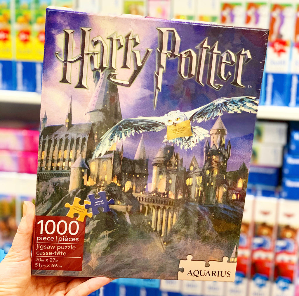 Aquarius Puzzle Harry Potter Hogwarts Puzzle 1000 pc