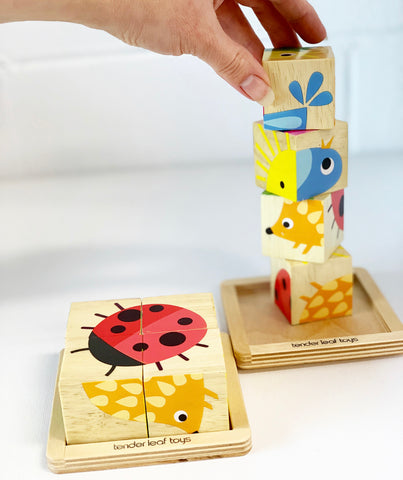 Baby Blocks  - tender leaf toys