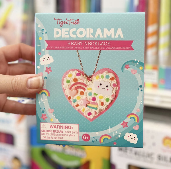 Decorama- Heart Necklace Kit