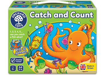Catch and Count - Orchard Toys