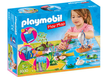 Playmobil - Fairy Garden Play Map