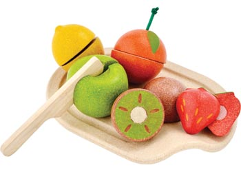 Plan Toys - Assorted Fruit Set