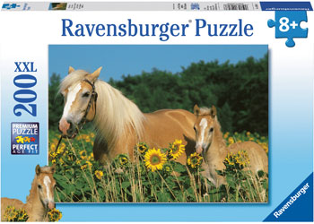 Ravensburger - Horse Happiness 200pc Puzzle