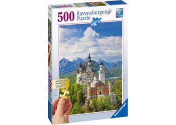 Ravensburger - Gengenbach Germany Puzzle 500 pieces