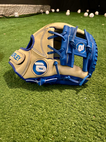 "11"" Adjustable- Blonde & Blue Rookie Series"
