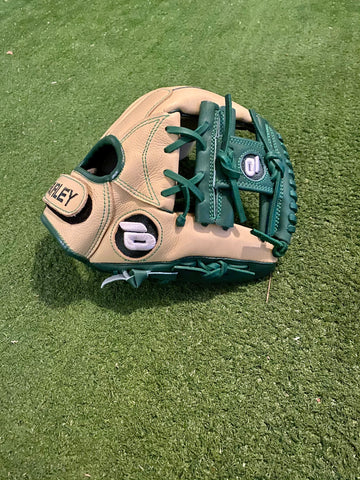 "11"" Adjustable- Blonde & Green Rookie Series"