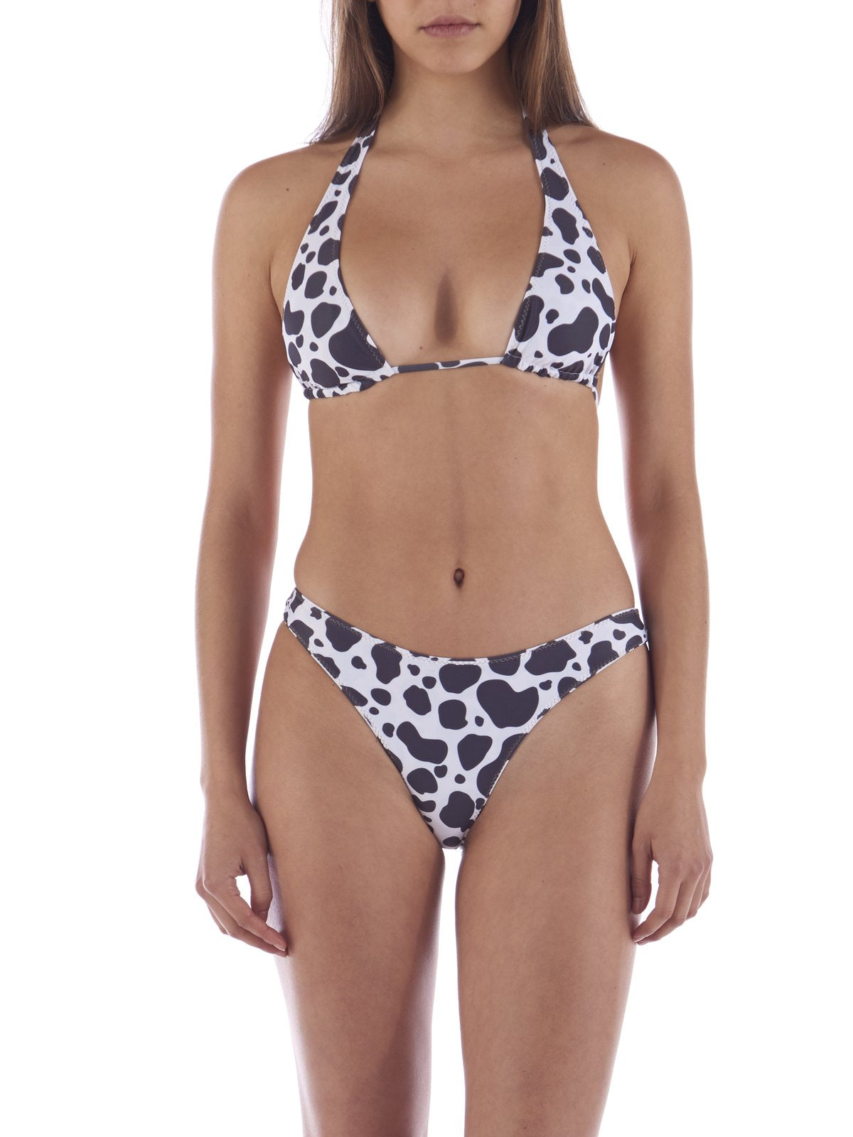 Ama Lama Top (Cow Print)