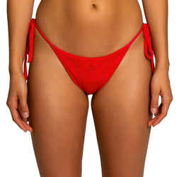 Ayampe String Bottom (Red)