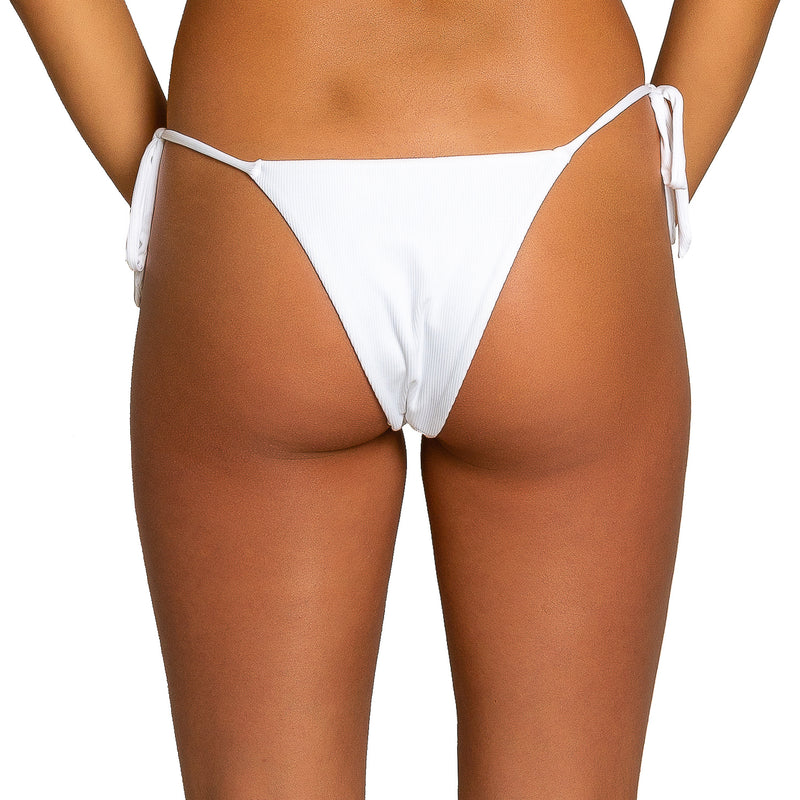 Ayampe String Bottom (White)