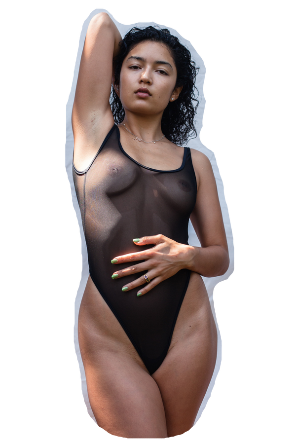 Jonny One Piece (Mesh Jet)