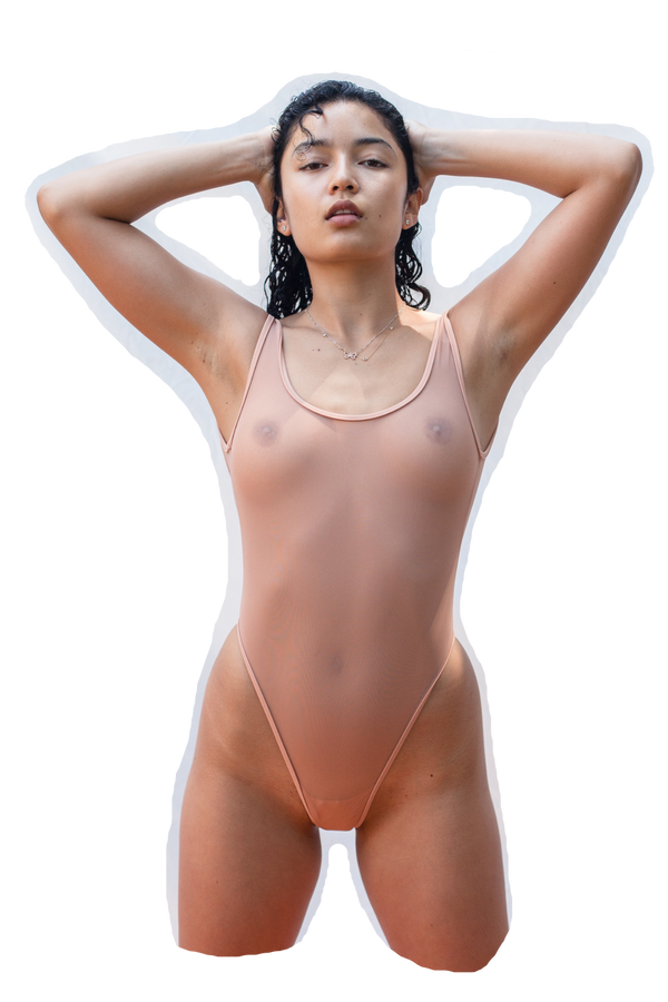 Jonny One Piece (Mesh Naked)