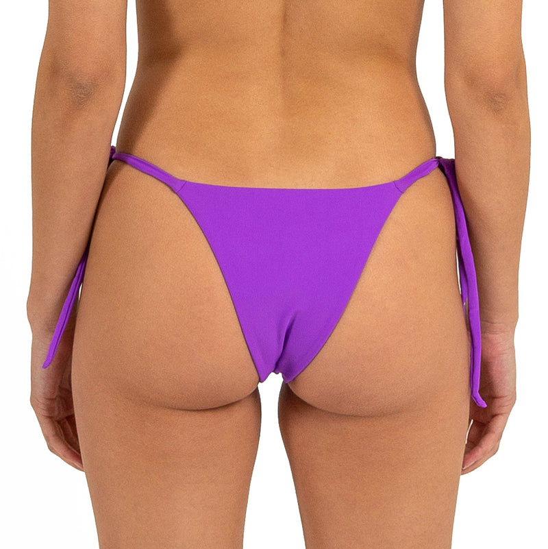 Las Salinas String Bottom (Purple)
