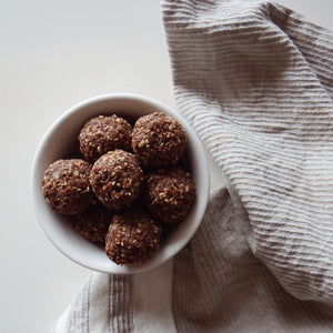 Bliss Balls for Glowing Skin