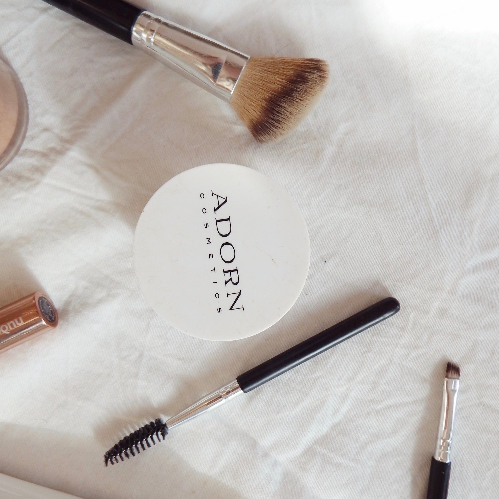 Favourites from Adorn Cosmetics