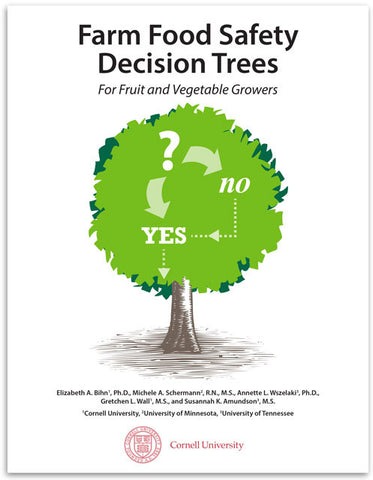 Farm Food Safety Decision Trees For Fruit and Vegetable Growers