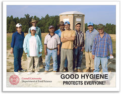 Good Hygiene Protects Everyone (English and Spanish)