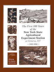 The First 100 Years of the NYS Agricultural Experiment Station