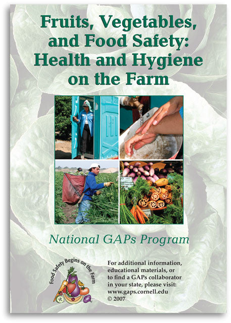 Fruits, Vegetables, and Food Safety: Health and Hygiene on