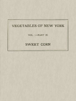 Vegetables of New York - Sweet Corn