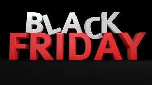 BLACK FRIDAY ALL WEEK!!!!!!!