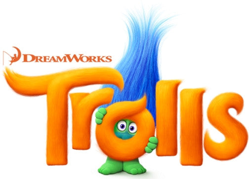 Trolls Movie & Star Wars Rogue 1 Coming Soon!!