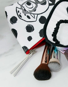 Disney 101 Dalmations Washbag & Eye Mask