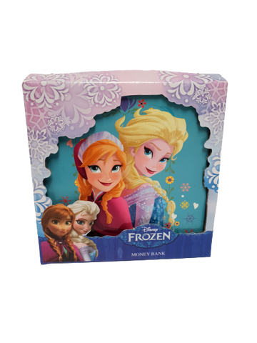 Disney Frozen Square Money Bank