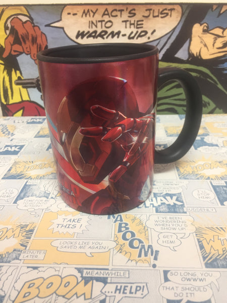 Marvel Face Off oversized Mug