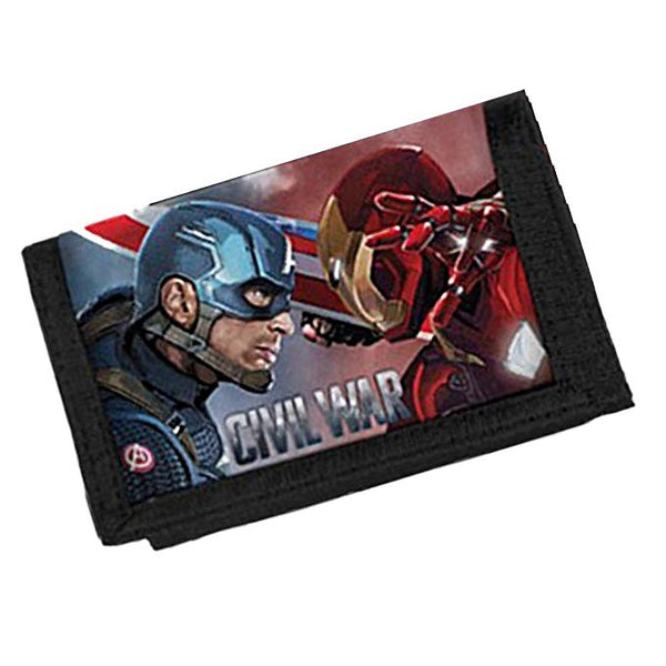 Marvel Velcro Wallet