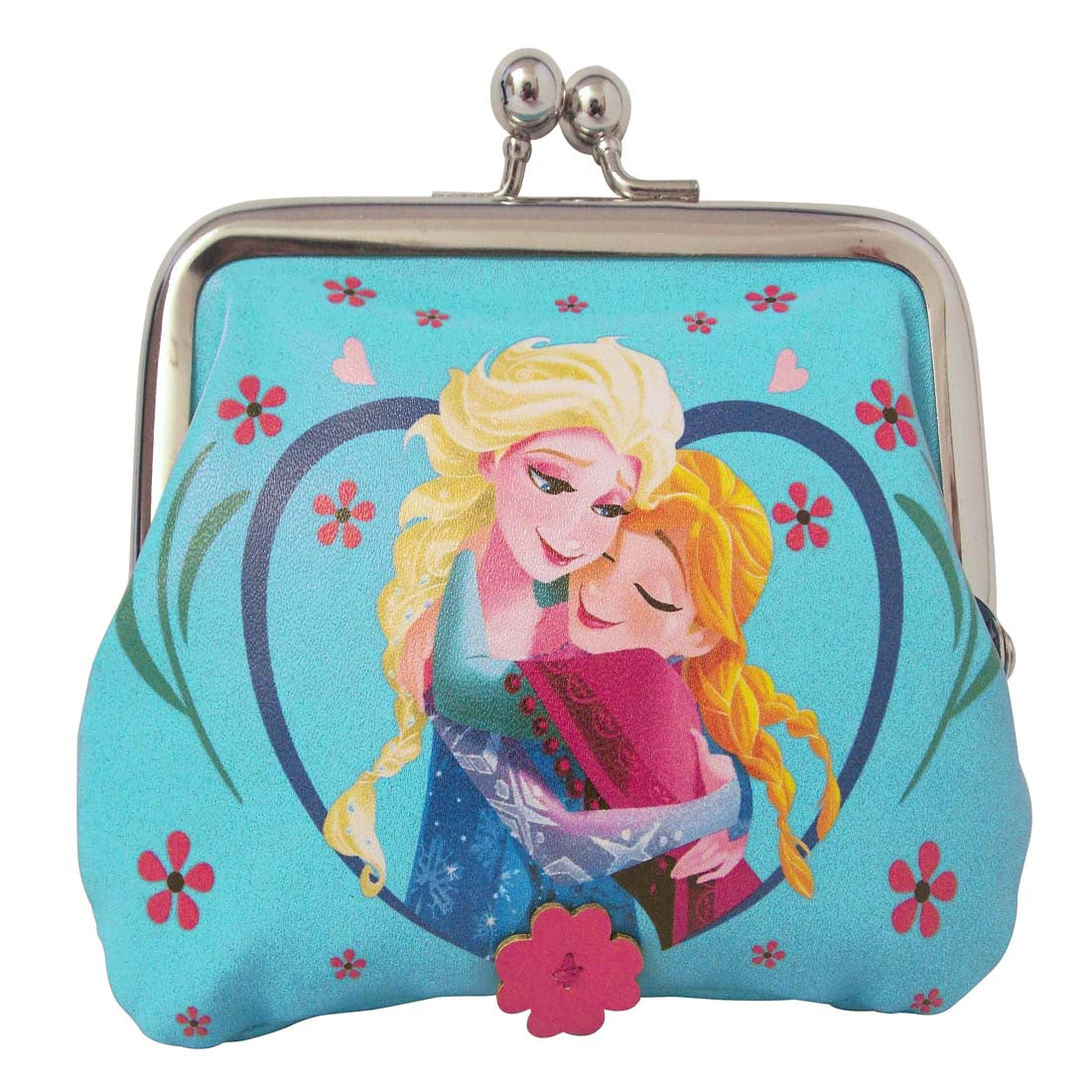Frozen Clasp Coin Purse