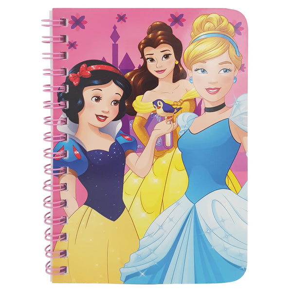 Disney Princess Notepad & Pen A6