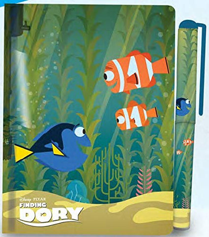 Disney Finding Dory Journal & Pen Set In Gift Box