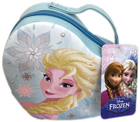 Frozen Heart Shape Jewellery Box with Elsa design